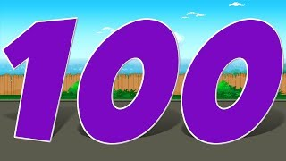 The Big Number Song | Learn Numbers | 1 to 100 | Video for Kids and Toddlers
