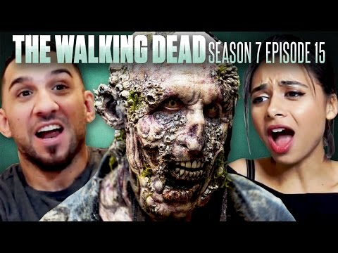 "The Walking Dead: ""Something They Need"" Fan Reaction Compilation!"
