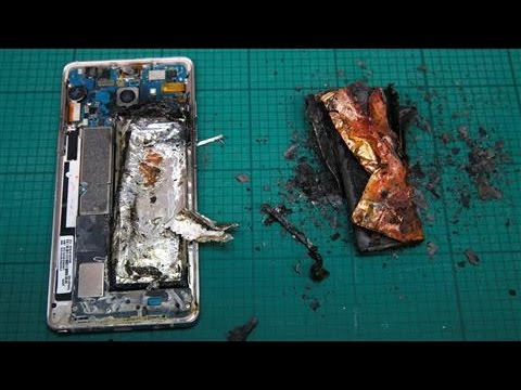 Samsung to Temporarily Halt Galaxy Note 7 Production