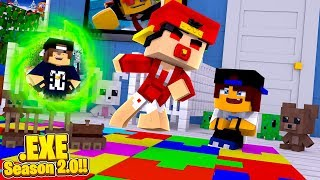 Minecraft .EXE 2.0 -  JACK SENDS ROPO .EXE BACK TO WHEN HE WAS A BABY!!