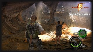 Resident Evil 5: Capitulo 4-1