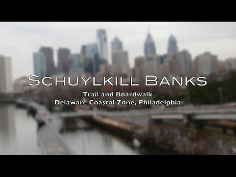 Schuykill Banks Boardwalk and Trail