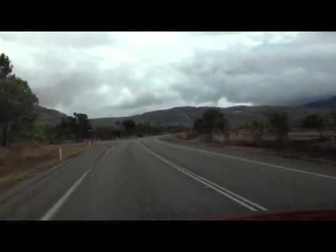 Sydney to Cairns Roadtrip Part 35: Passed coal train bound for Mackay, QLD