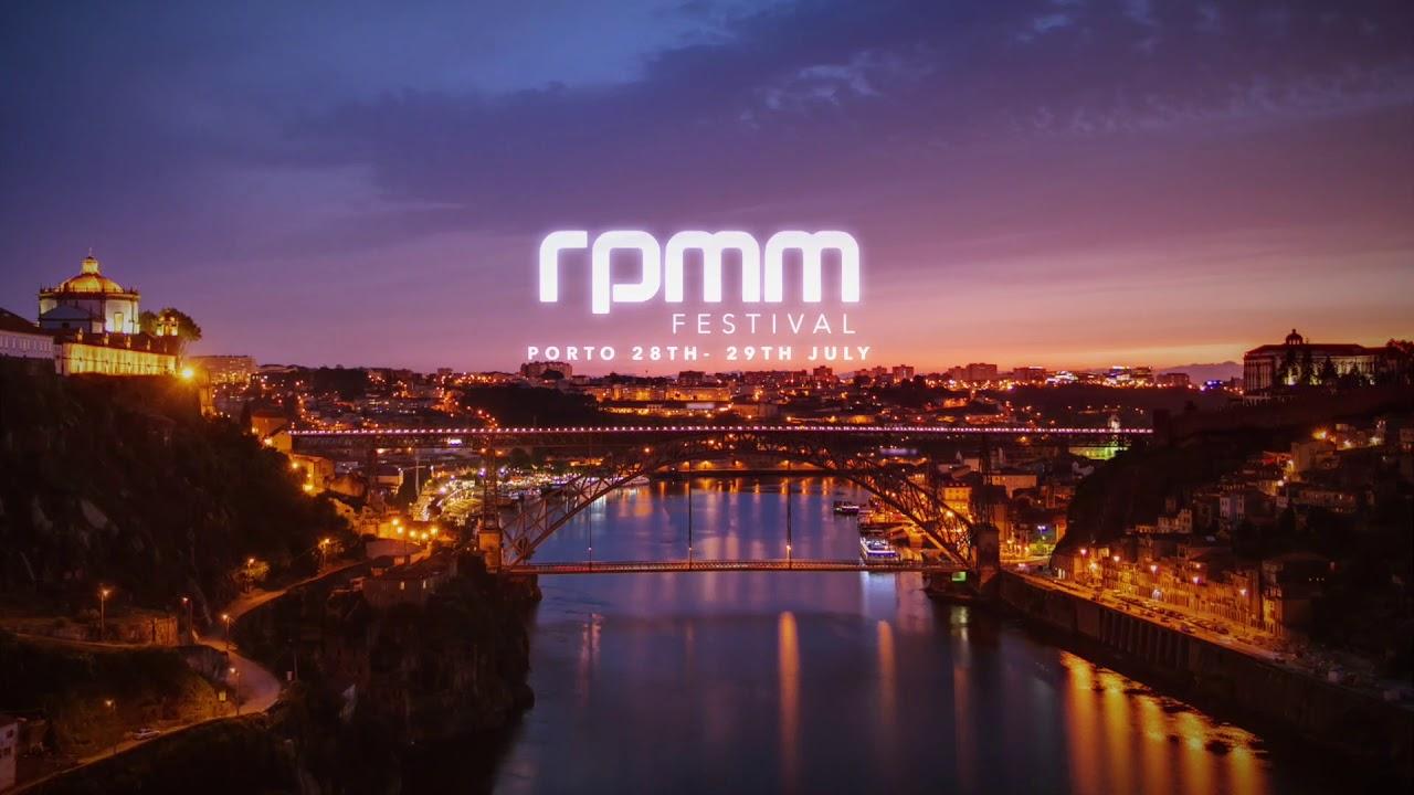 RPMM Festival - Porto, Portugal 27-29 July 2018