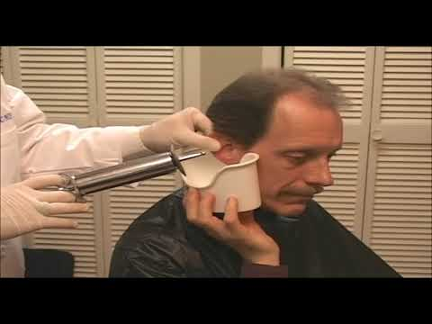 Ear Wax Removal Video Training Course for Healthcare Professionals