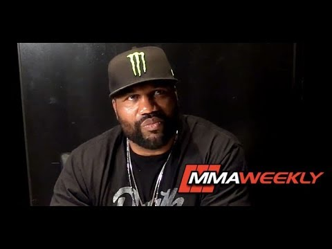Quinton Rampage Jackson Says New Breed of Fighters Killing the Sport