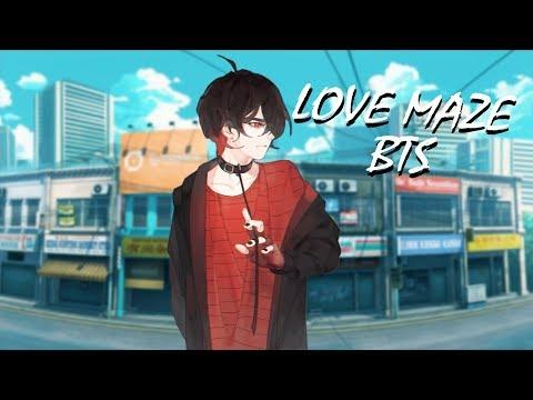 Nightcore ~ LOVE MAZE   BTS