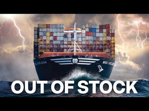 Supply Shortages Skyrocket By 638% As Shipping Crisis Worsens & Supply Chains Dramatically Collapse