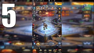 Zombie Siege: Last Civilization Android Gameplay #5 - Chapter 8 ~ 9 screenshot 4