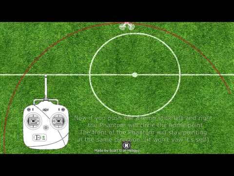 How to: DJI Intelligent Orientation Control (IOC)