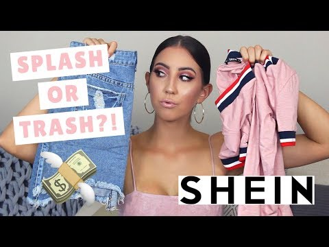 SHEIN TRY ON HAUL! | Is it really worth the money?