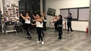 Desert  coreografia DJ Berta
