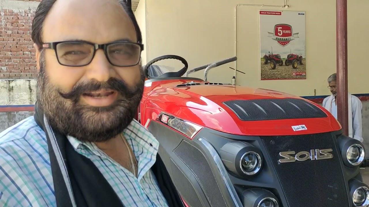 Solis,solis 6024s,Solis yanmar,tractor,tractor ,Review, Specifications