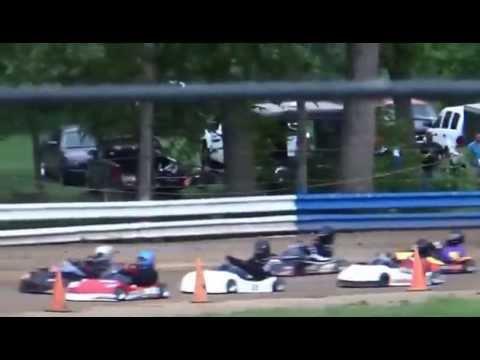 Starlite Speedway Pro Class 5-30-15 Grandstand View