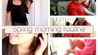 Spring Morning Routine ☼ - Horia