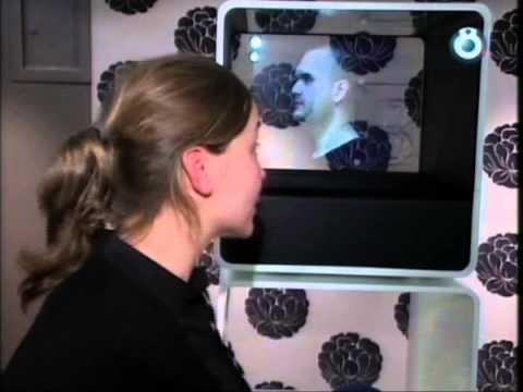 Holocube Swedish national TV