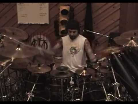 Mike Portnoy - Black Clouds & Silver Drumming Full Band