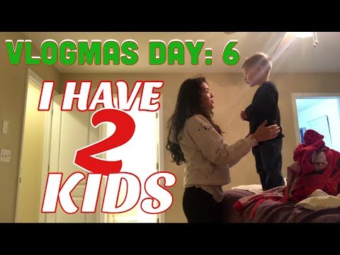 Download Youtube: I HAVE TWO KIDS | VLOGMAS DAY 6