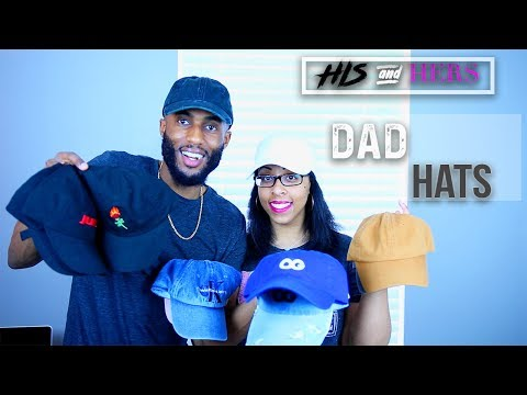 HIS & HERS: DAD HAT | COLLECTION & WHERE TO BUY!