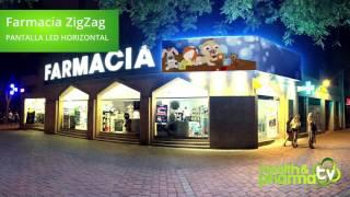 Pantalla LED Farmacia Murcia
