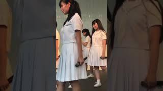 下手側から原田珠々華さんを追ったBlue Love Letterです。