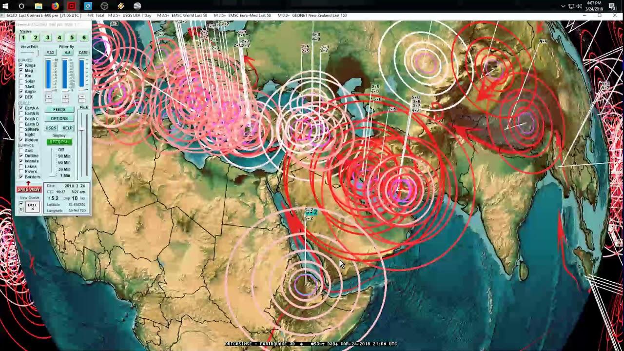 3242018 Earthquake Update New M63