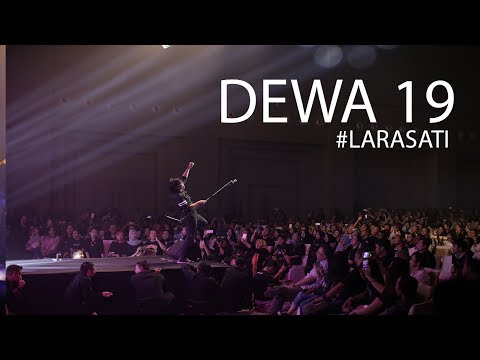 Dewa19 Larasati  #live Alila Solo
