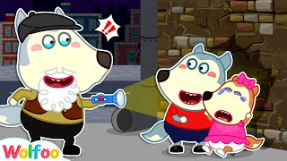 Kids, Are You Ok?  Wolfoo and Lucy Get Lost  Safety Tips for Kids | Wolfoo Family Kids Cartoon