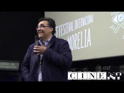 FICM 2015, Q&A con Rodrigo García