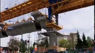 skytrain rail mega building machine special equipment CONSTRUCTION SITE TV transit vancouver