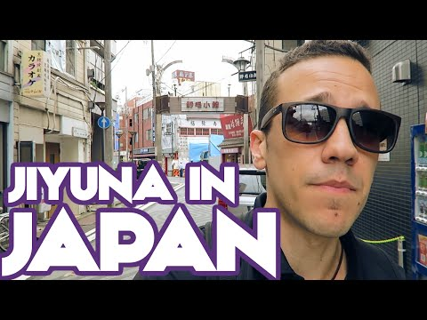 Jiyuna in Japan #4- Daily Life