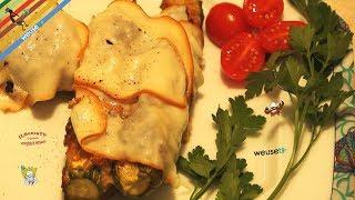 146 - Zucchine ripiene..ci rifai anche le carene! (secondo piatto delizioso equilibrato e nutriente)