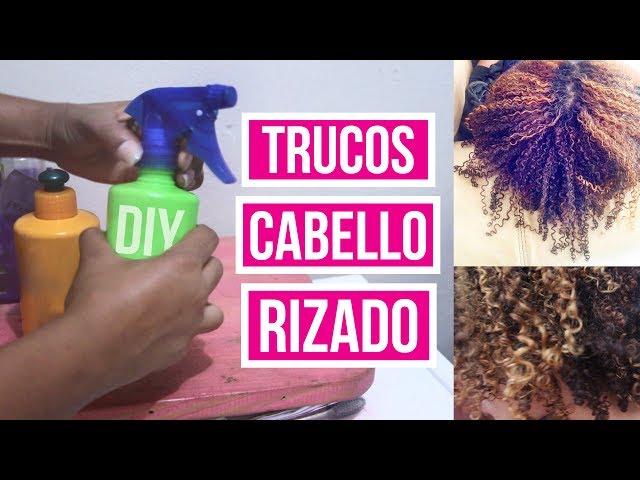 TRUCOS PARA CABELLO RIZADO - CURLY HAIR HACKS
