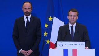 Attaques dans l'Aude: 3 morts et 16 blessés (Macron)