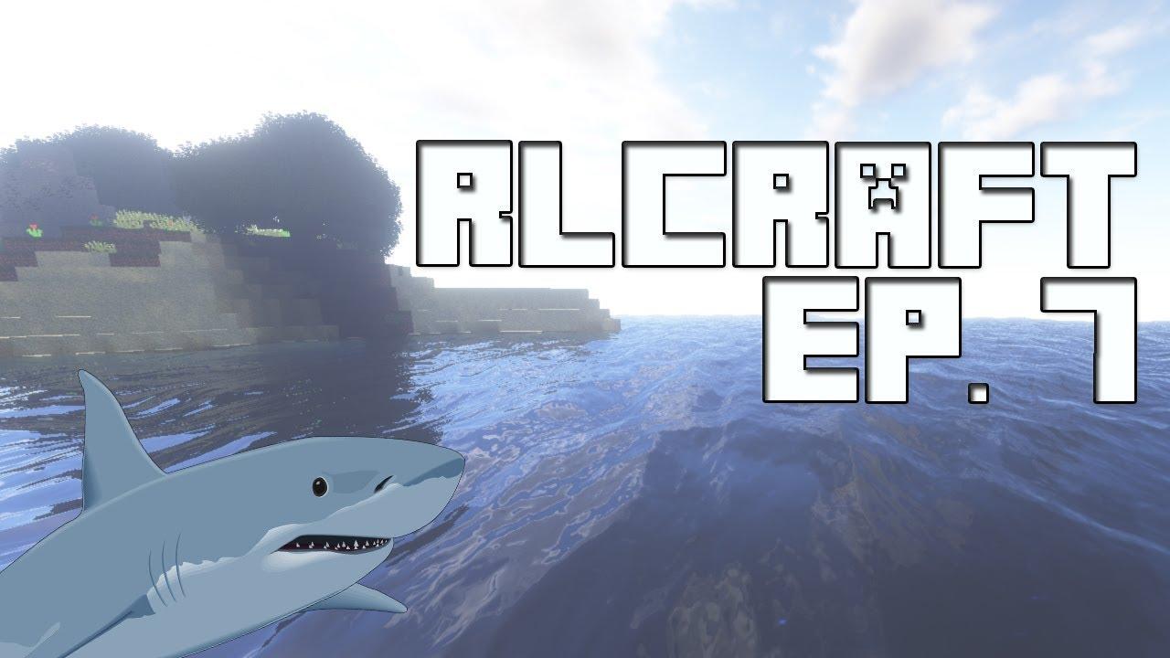 Download Sharknado In Minecraft (RLCraft Modpack Ep. 7)