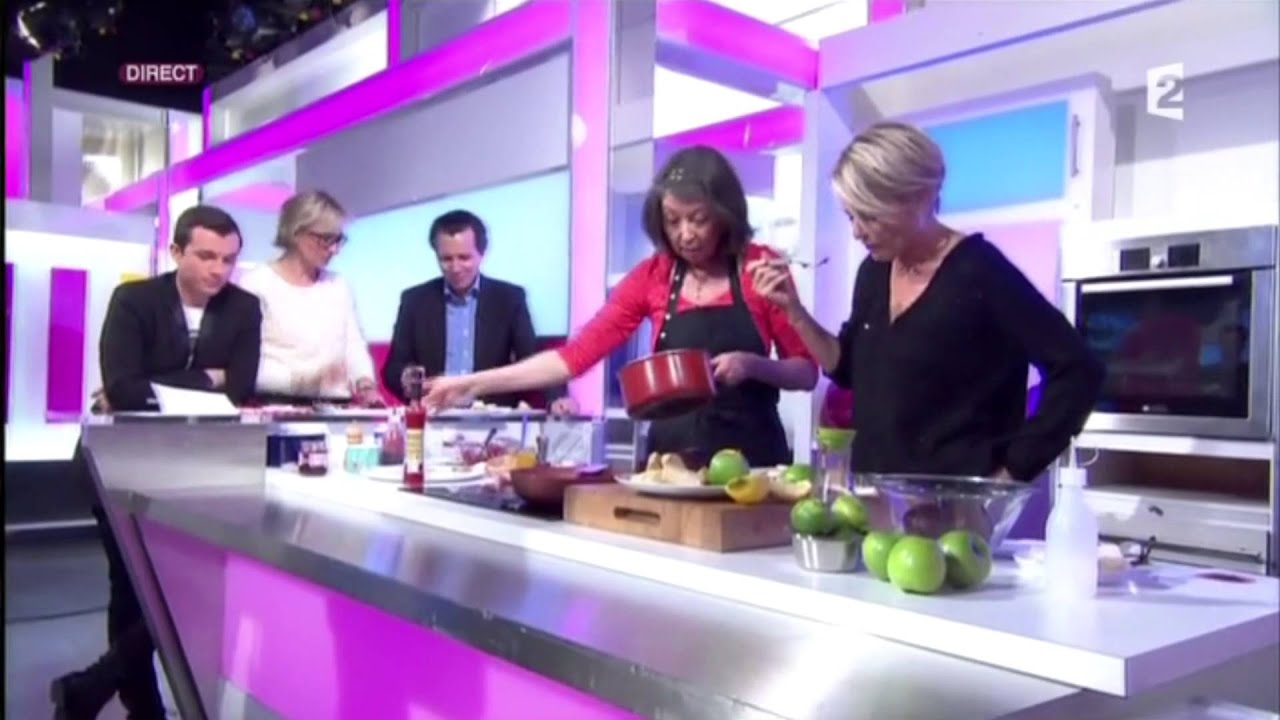 Emission tv c 39 est au programme du - Emission cuisine france 2 ...