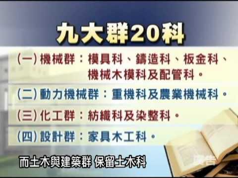 十二年國民基本教育-產業特殊需求類科