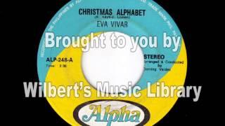 CHRISTMAS ALPHABET - Eva Vivar