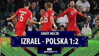 El. Euro 2020. Izrael – Polska 1:2 [SKRÓT]