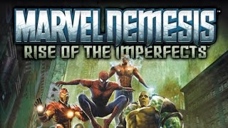 Marvel Nemesis: Rise of the Imperfects HD Gameplay w/ Dolphin GC Emulator