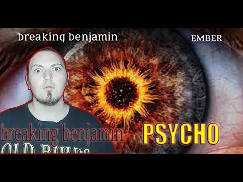 Breaking Benjamin - Psycho (OFFICIAL SONG) REACTION