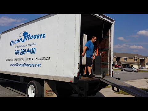 Ocean Movers Of Jacksonville Florida