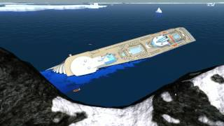 MS Oceana Sinks | Ship Sim Extremes #2
