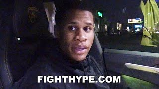 DEVIN HANEY GETS REAL ON TEOFIMO LOPEZ FACETIME CONVO ABOUT FIGHT, LOMACHENKO LOSS, REMATCH & GAMBOA