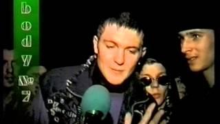 Фагот и Фоззи в 1996 году