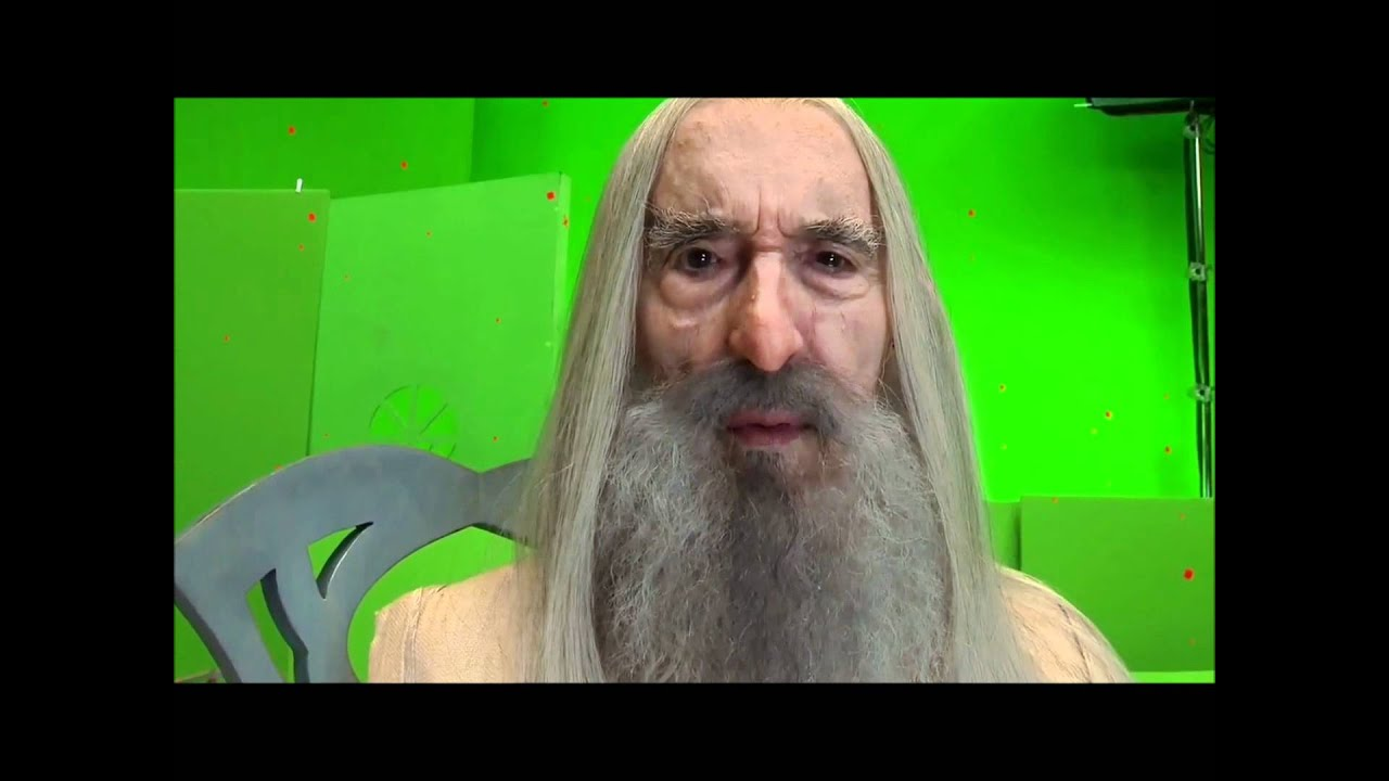 christopher lee return...