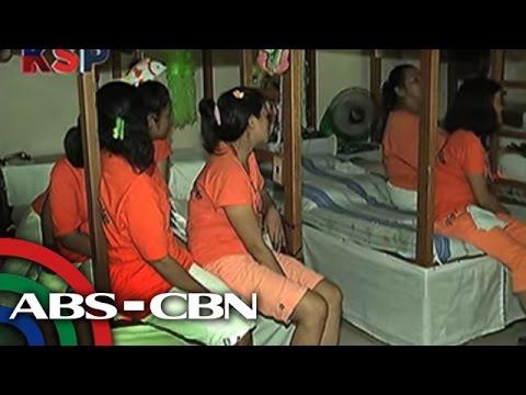 TV Patrol: Lagay ng mga 'presa' sa loob ng Correctional