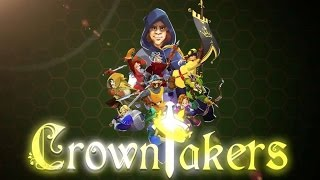 Crowntakers - Пошаговая стратегия с элементами RPG на Android (Обзор от PV Reviews)