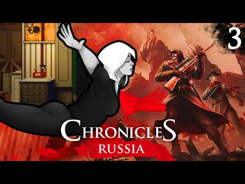 HELLO? IT'S ME - Assassin's Creed Chronicles: Russia (Part 3)
