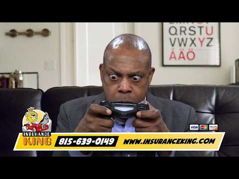insurance-king-commercial-michael-winslow-video-game-sfx-rockford-il